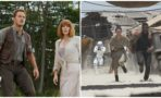 'Jurassic World' felicita a 'Star Wars'