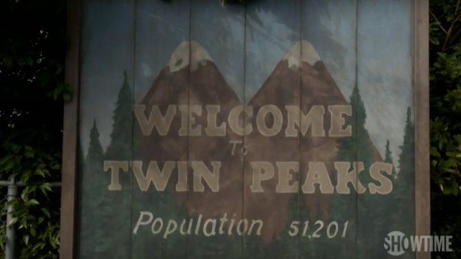 Revelan primer tráiler de 'Twin Peaks'