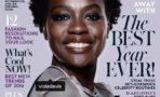 Viola Davis InStyle portada