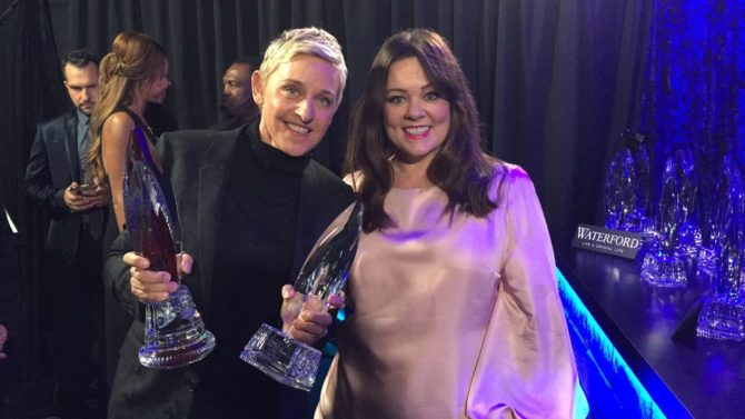 People's Choice Awards 2016: Ellen DeGeneres