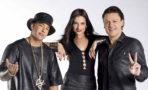 Daddy Yankee, Natalia Jiménez y Pedro