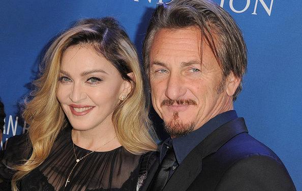 Madonna a Sean Penn: Te Amo