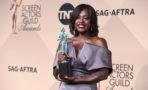 Viola Davis en los SAG Awards