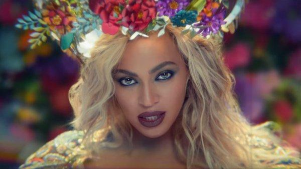 Video de Coldplay y Beyoncé