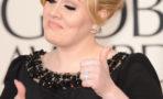 Foto de Adele en el gimnasio