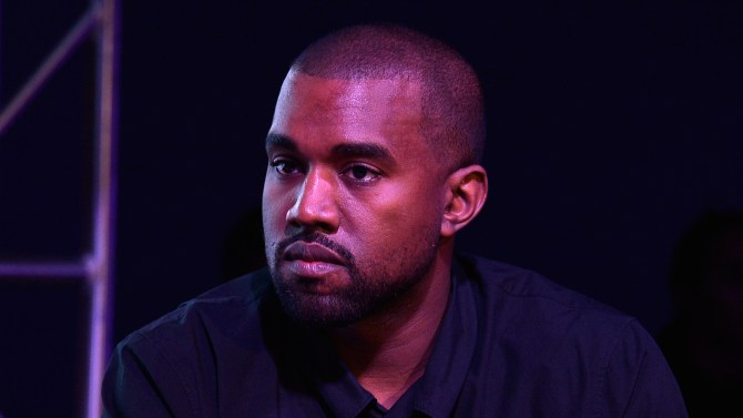 Kanye West Goes on Twitter Rampage