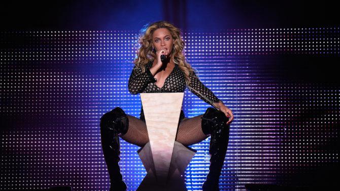 PHILADELPHIA, PA - SEPTEMBER 05: Beyonce