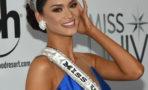 Miss Universo habla sobre Miss Colombia