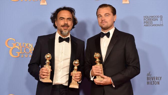 Golden Globe Awards 2016: The Revenant