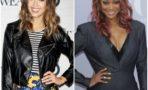 Jessica Alba y Tyra Banks se