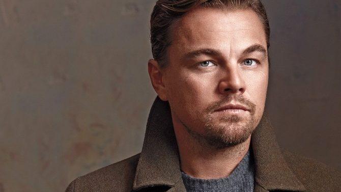 Leonardo DiCaprio en portada Parade