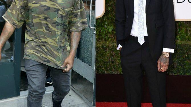 Kanye West arremete contra Wiz Khalifa