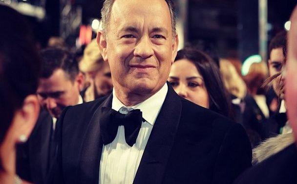 Tom Hanks es el actor favorito