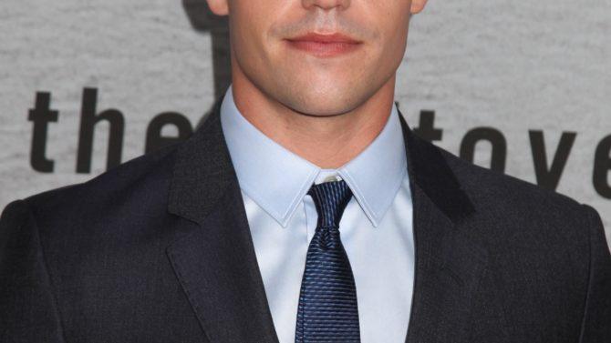 Charlie Carver, actor de 'Teen Wolf'