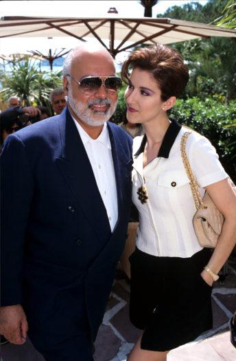 Celine Dion y René Angélil
