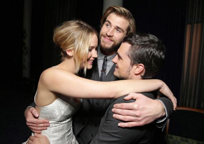 Elenco de 'The Hunger Games'