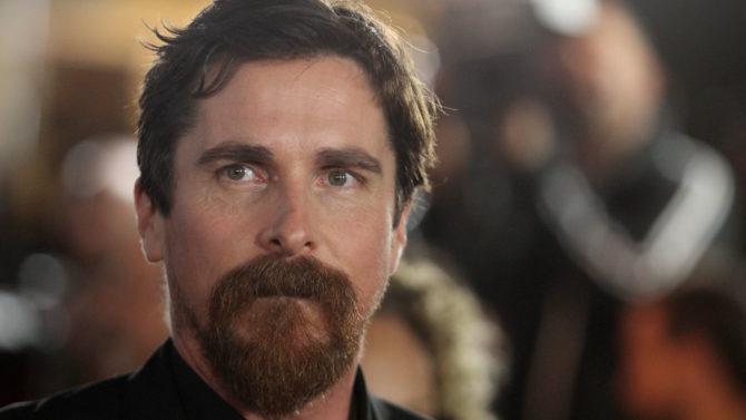 Christian Bale no realizará película biográfica
