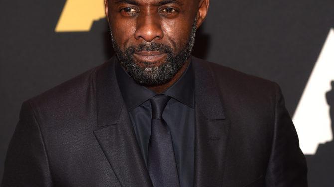 Idris Elba habla sobre la falta