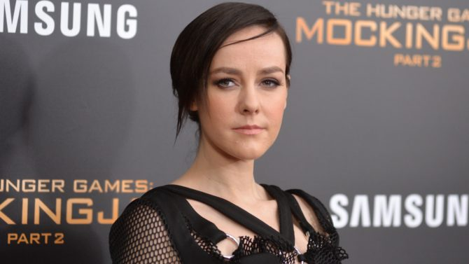 La actriz de 'Hunger Games' Jena