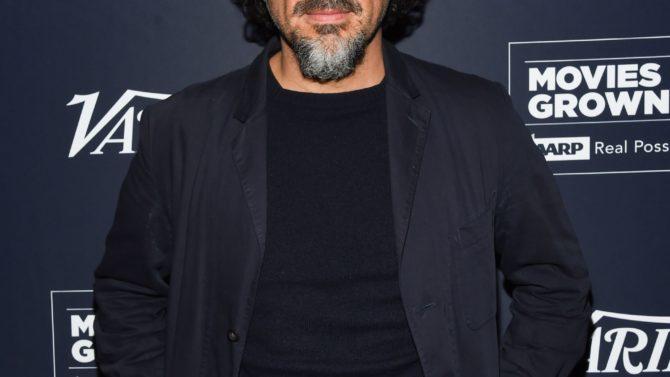 Alejandro Gónzalez Iñárritu Nominado Premios DGA