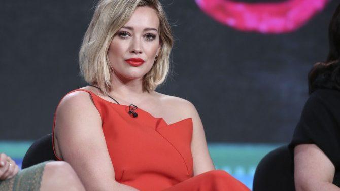 Muere Perrito de Hilary Duff