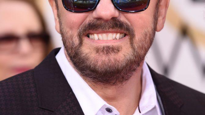 Golden Globe Awards 2016: Monólogo de