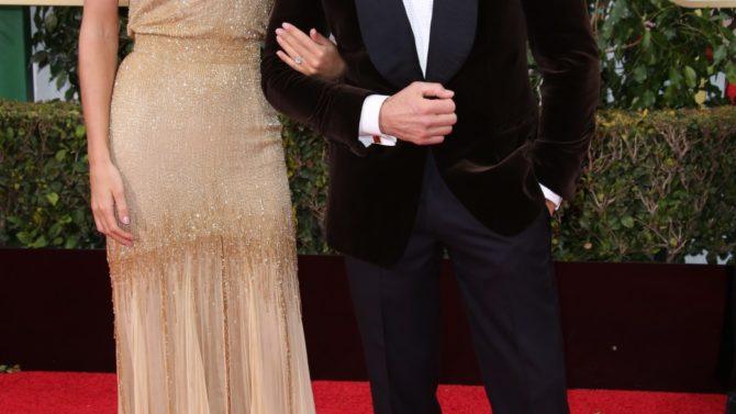 Jason Statham Rosie Huntington Comprometidos