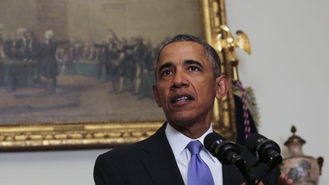 Barack Obama habla sobre la falta