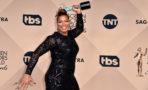 SAG Awards 2016: Queen Latifah habla