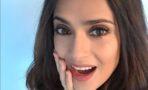 Salma Hayek cambia de look para