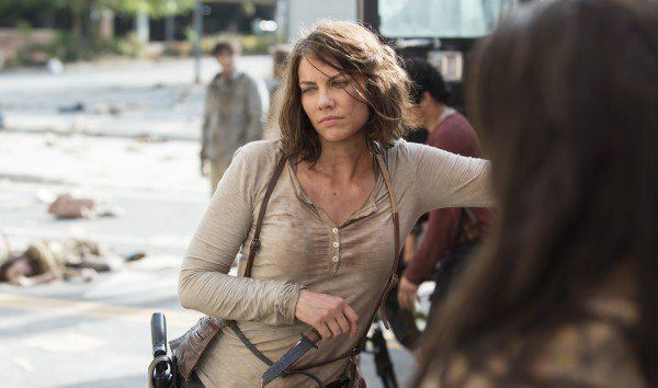 Lauren Cohan de 'The Walking Dead'