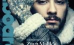 Zayn Malik en la portada de