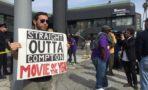 Reverendo Al Sharpton lidera protesta en
