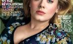 Fotos de Adele en la portada