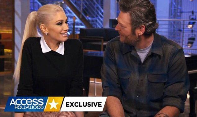 Blake Shelton habla maravillas de Gwen