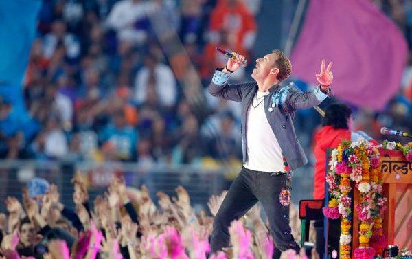 Super Bowl Coldplay Beyoncé y Bruno