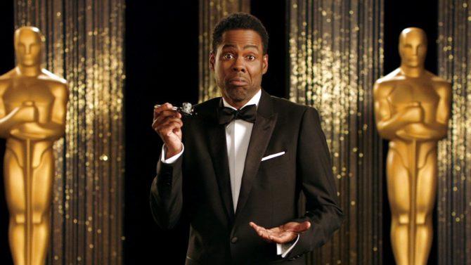 Chris Rock Teases Academy Awards With