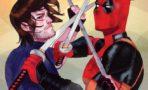 Deadpool Vs Gambit Comic Book
