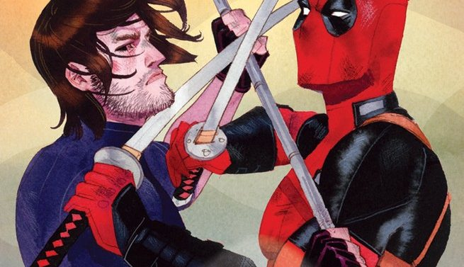 Deadpool Vs Gambit Comic Book