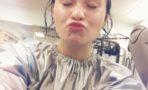 Selfie de Demi Lovato en el