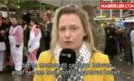 Reportera es acosada sexualmente durante transmisión