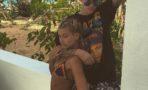 Hailey Baldwin sobre Justin Bieber