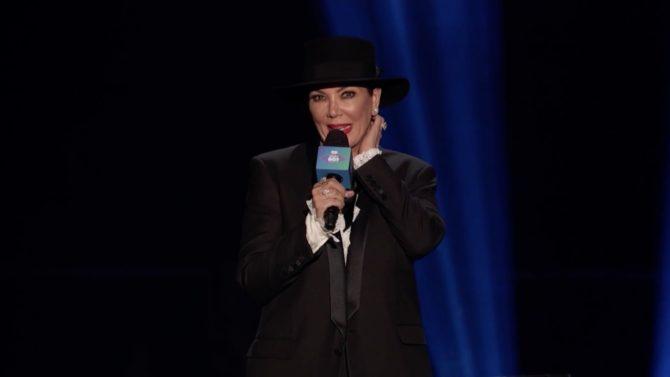 Kris Jenner es abucheada en concierto