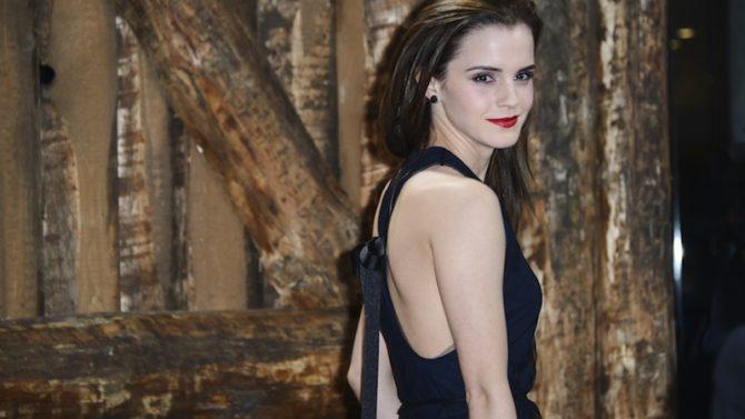 Emma Watson explora el placer sexual