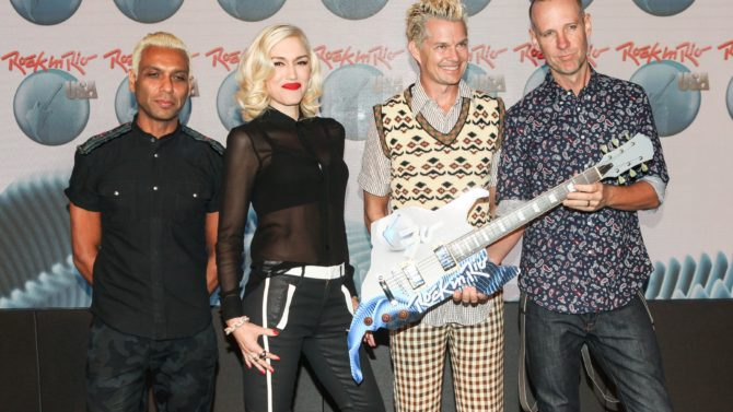 No Doubt Is Releasing a New