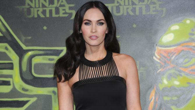 Adelanto del debut de Megan Fox