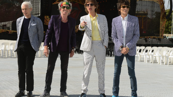 The Rolling Stones dice que Donald