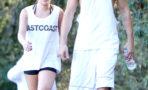 Lea Michele y Matthew Paetz se