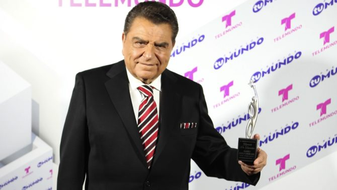 Don Francisco Telemundo's Premio Tu Mundo