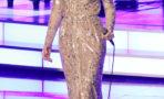 Céline Dion llora al cantar 'All